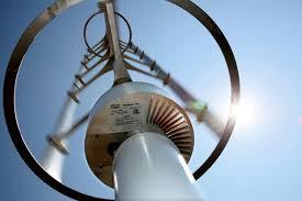 Backyard Wind Power Windspire Offers New Option In Backyard Wind Power