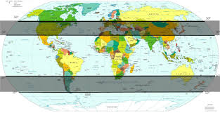 Latitude Map Of The World by Wine Regions Of The World Between 30 50 Degrees Of Latitude 1600x824