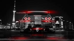 Nissan Gtr Back - nissan skyline gtr r33 jdm back crystal city car 2014 el tony