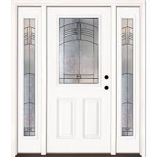 white front doors exterior doors the home depot