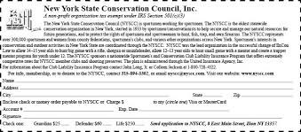 general license information new york hunting seasons