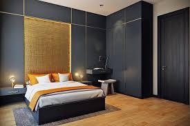 d o chambre adulte déco chambre à coucher adulte en tons foncés actuelle et éternelle
