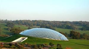 National Botanical Garden Of Wales National Botanic Gardens Wales Great Glasshouse National Botanic