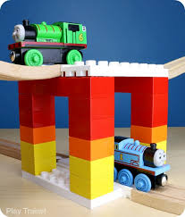 Plans To Build A Wooden Toy Train by Play Trains