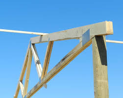 How To Build A Pole Shed Roof by Pole Barn Construction Hansen Buildings