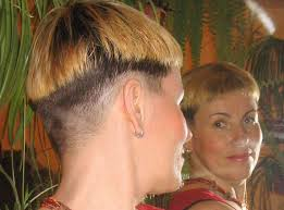 above the ear haircuts for women hairxstatic short back cropped gallery 2 of 3