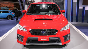 subaru impreza wrx 2018 2018 subaru wrx and sti pack improved tech into fresh faced package