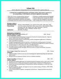 Programming Resume Examples by Cool Well Written Csr Resume To Get Applied Soon Resume