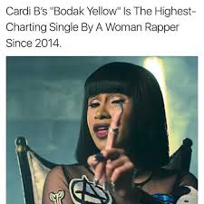 Single Woman Meme - dopl3r com memes cardi bs bodak yellow is the highest charting