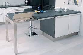 table escamotable cuisine table escamotable cuisine integree 3 cuisine idées de
