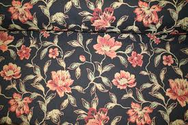 Pink Home Decor Fabric Marcovaldo Fabrics Pattern Darjeeling Color Night Upholstery Fabric