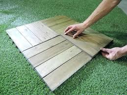 snap deck deck tiles snap together wood tiles locking deck tiles