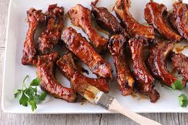 should be illegal oven bbq ribs recipe genius kitchen