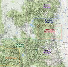 Buffalo Creek Trail Map Colorado Front Range Day 2 Buffalo Creek Dobovedo S Journal Of