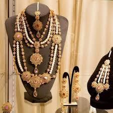 artificial gold jewellery bridal eid designs 2016 9