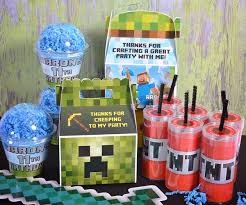 minecraft party supplies minecraft party supplies