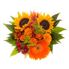 sunflower centerpieces centerpieces sunflowers and gerbera daisies