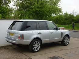 land rover vogue sport 2007 land rover range rover v8 vogue se 11 995