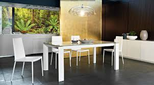 Omnia Furniture Quality Calligaris Cs 4058 Lv 140 Omnia Glass Dining Table Italy Neo