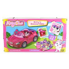 kitty club convertible whatnot toys