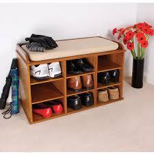 shoe storage bench best