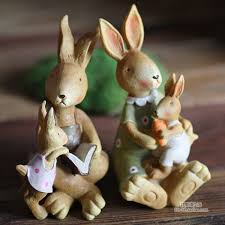 Bunny Rabbit Home Decor Compare Prices On Bunny Rabbit Figurine Online Shopping Buy Low