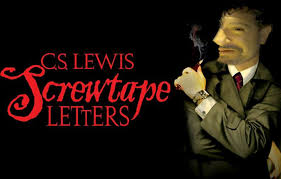 playhouse square presents u0027the screwtape letters u0027 by c s lewis axs