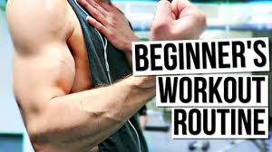 beginner u0027s workout routine essentials guide youtube
