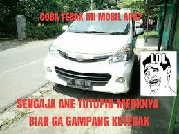 Meme Mobil - otowagon kasta tertinggi kelas mobil pekerja keras toyota avanza