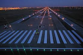 model airport runway lights melbourne airport main runway widening john holland