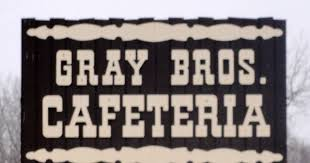 indianapolis restaurant gray brothers cafeteria