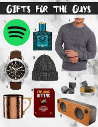 gifts for the guys christmas gift guide lovely complex