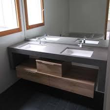 faire une salle de bain dans une chambre fabrication meuble salle de bain