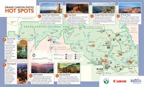 Colorado National Parks Map by Things To Do Grand Canyon National Park U S National Park Service
