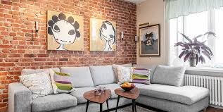 living room wall the brick living room furniture brick wall living room design the
