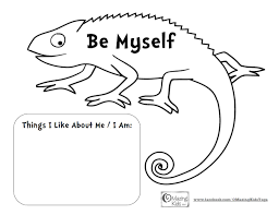 best chameleon coloring pages printable ideas printable coloring