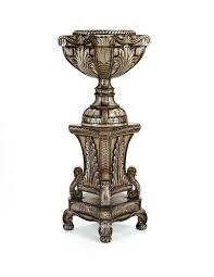 Urn Planters With Pedestal Benetti U0027s Italia