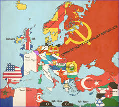 Map Of Wwii Europe by Historical Maps Of Europe A Brief Timeline Munplanet