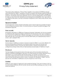 Privacy Policy 14 Privacy Policy Examples U0026 Samples