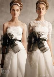 Vera Wang Wedding Dresses 2011 Vera Wang White Wedding Dresses Hand Applique Strapless Gown