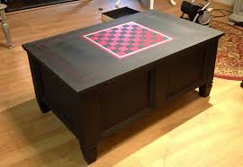 Coffee Table Game Home Design Inspirations - Board game table design