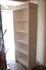 Door Bookshelves by Best 25 Old Bookcase Ideas On Pinterest Cheap Bookcase