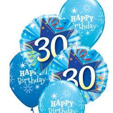 30th birthday balloon bouquets 30th birthday balloon bouquets party fever party fever