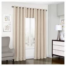Eclipse Nursery Curtains Trevi Thermalined Curtain Panel Eclipse Target