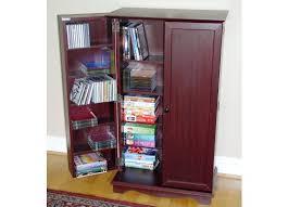 Multimedia Storage Cabinet With Doors 4d Concepts Cherry Multimedia Storage Cabinet 49600