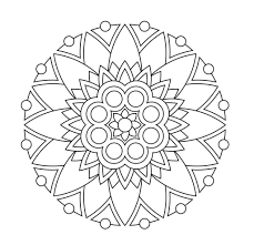 printable mandala coloring pages avedasenses com