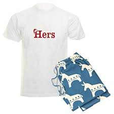 christmas hers cafepress christmas hers half of his and hers set