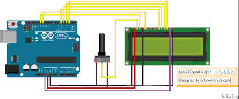 controlling lcd displays with the hitachi hd44780 driver this