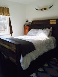 farmhouse beds u0026 headboards floyd rustic