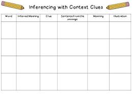 9 best context clues images on pinterest context clues activity